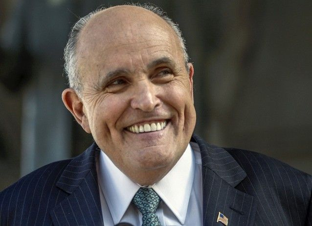 Rudy Giuliani: 2 NYC Cops Were Killed Because Obama Told Everyone To 'Hate The Police'
