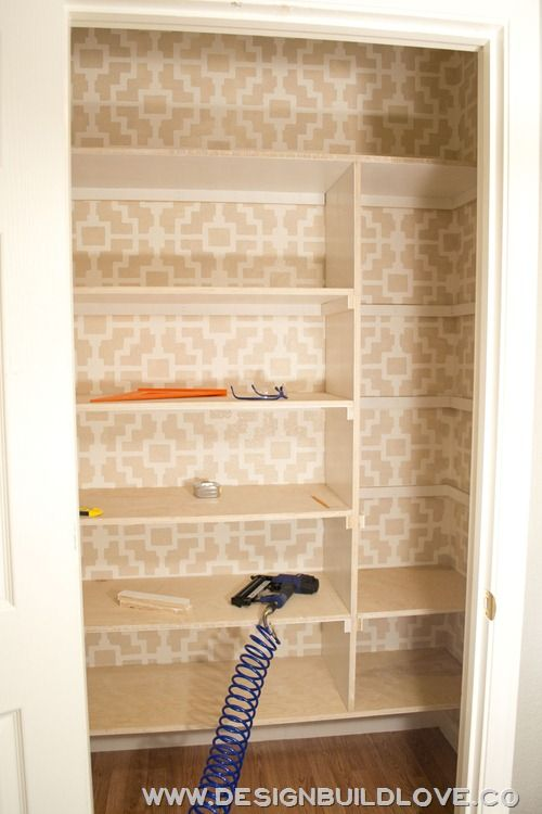 301 Best Kitchen Under Stair Pantry Images On Pinterest