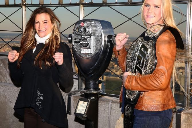 Holly Holm vs. Miesha Tate: Actual Start Time, Updated Betting...: Holly Holm vs. Miesha Tate: Actual Start Time, Updated… #MieshaTate