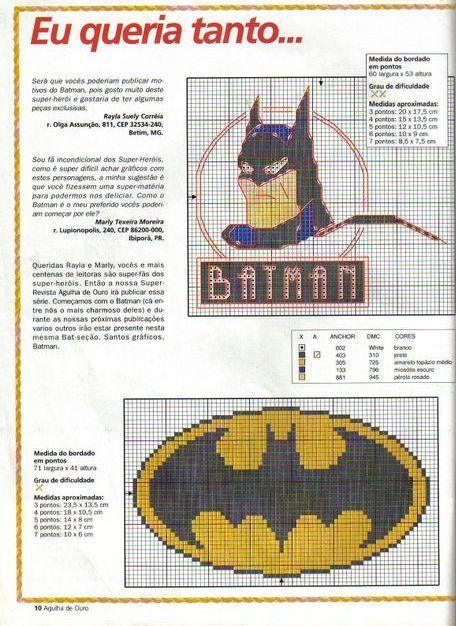 Batman & logo