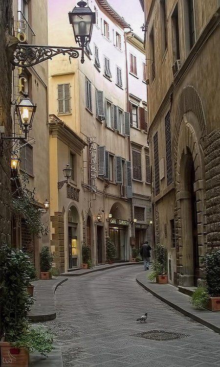 Firenze, Itália.
