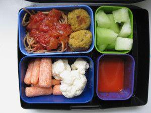 vegan lunch #2