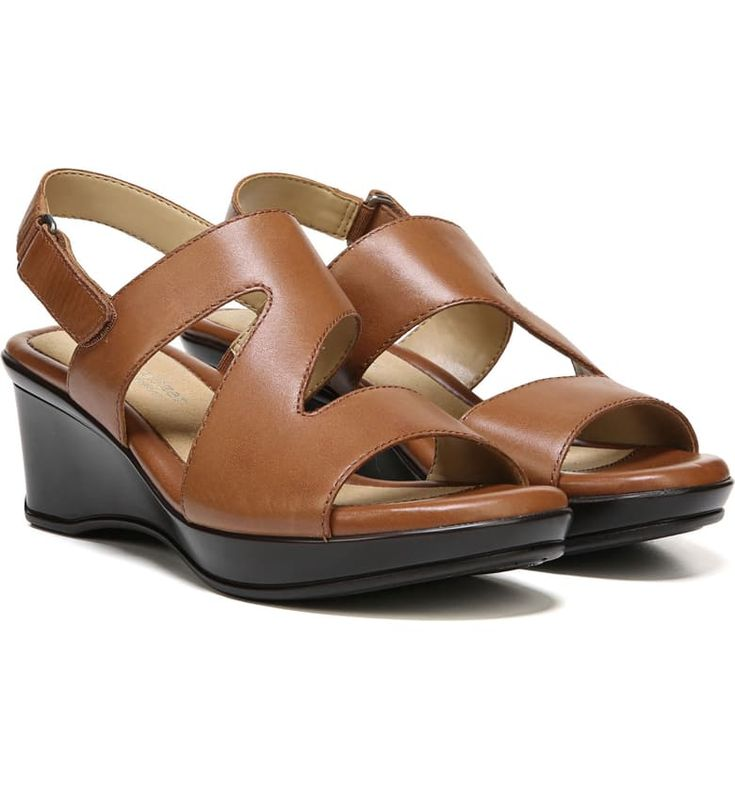 Free shipping and returns on Naturalizer Valerie Wedge