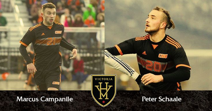 Victoria Highlanders - Former European Youth Players Added to Roster