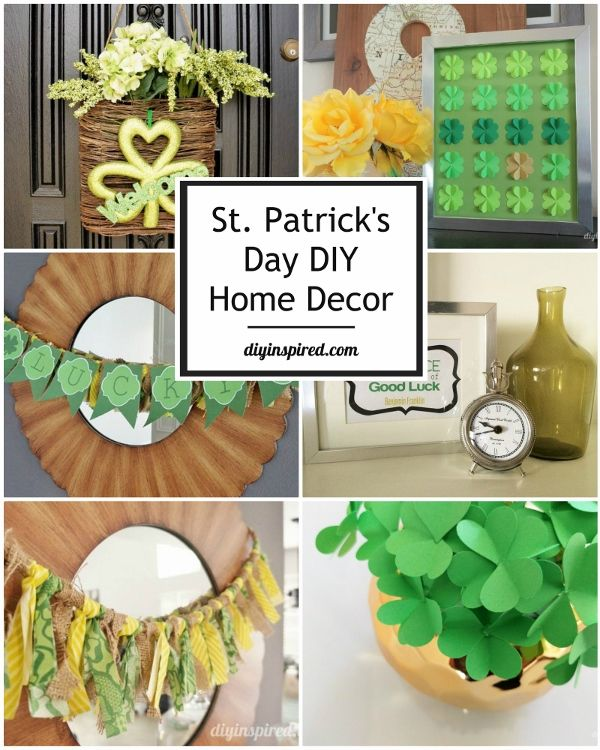 Best St Patricks Day Ideas Images On Pinterest St Pattys - Best diy st patricks day decorations ideas