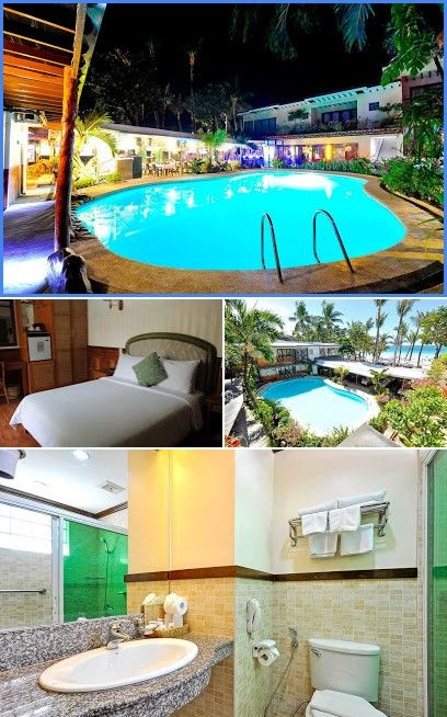 Red Coconut Beach Hotel in Boracay Island – Philippines (Reviews)