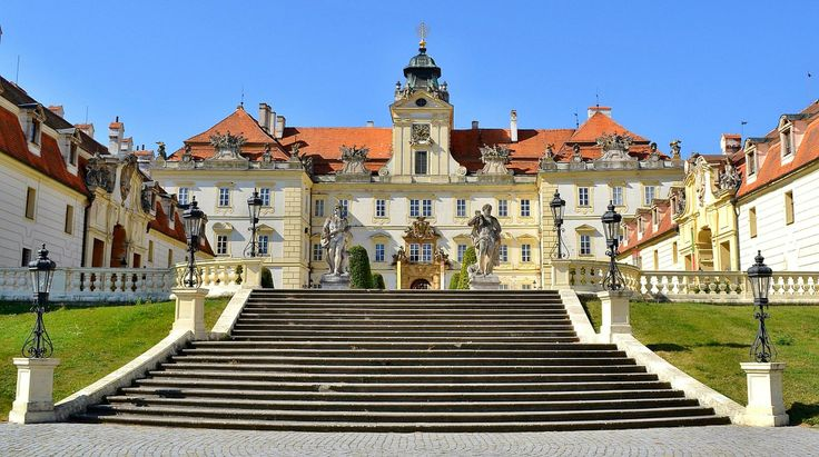 Valtice Chateau, Czech Republic