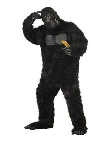 spirit halloween gorilla costume