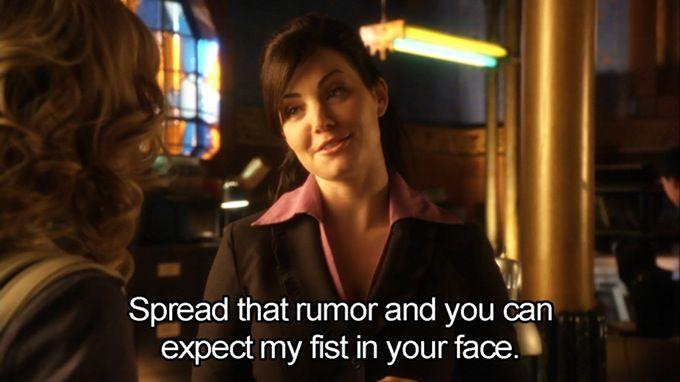 10 Lois Lane Quotes