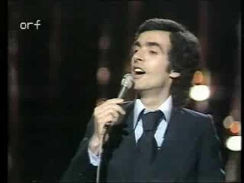 Eurovision 1974 - Paulo de Carvalho - E depois do adeus
