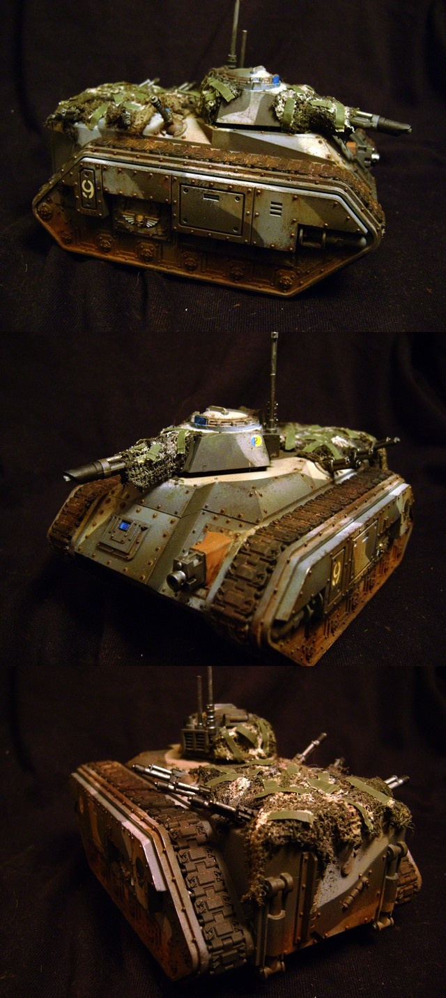 Study Room 40000: 30 Best Imperial Guard Tanks Images On Pinterest