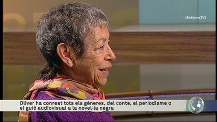 """Maria Antònia Oliver: """"Si volem que el català sigui una llengua d'estat, ha de ser l'única llengua oficial"""""""