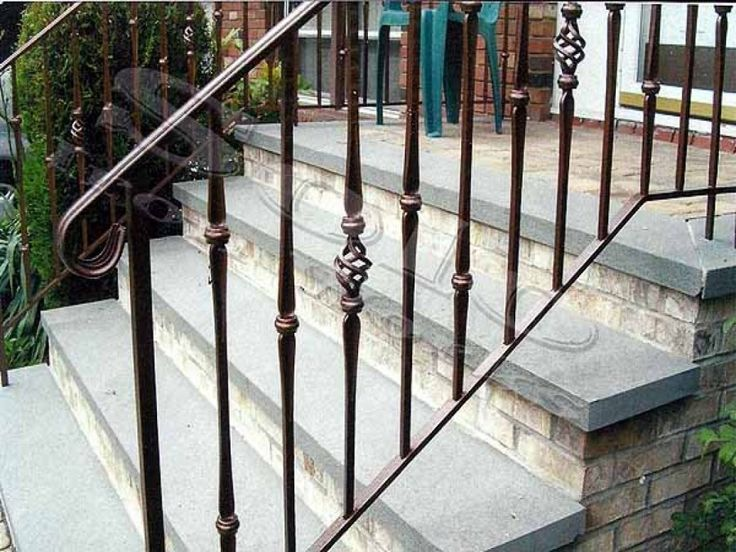 Image result for railings to steps pictures