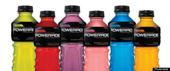 16. Consideration Stage - Competition - Powerade