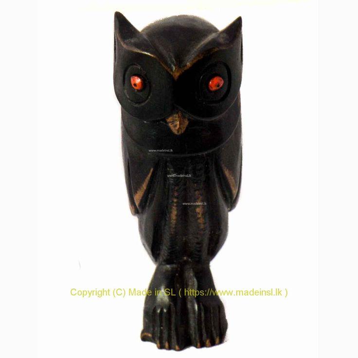 Wooden Owl 2