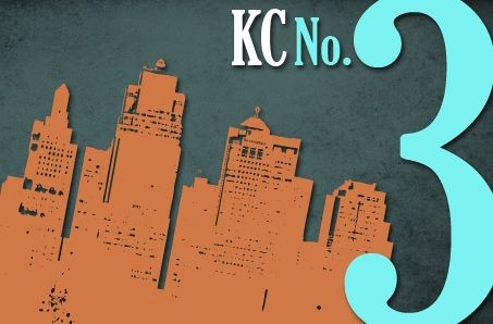 Kansas City ranked #3 on Charity Navigator's list of Most Charitable U.S. Cities. Read more on our blog: http://www.givingbetter.org/giving-blog/kansas-city-charities-rank-no-3-nation
