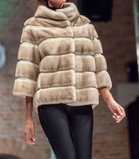 Cape Fur - Fur clear and short cut