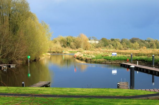 ballinasloe_river.jpg More photos like this at Galway Photographs Site http://www.galwayphotographssite.com