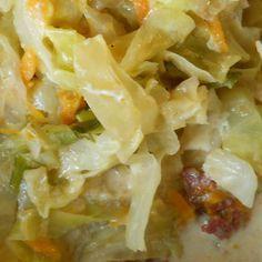 Rezept Spitzkohl-Currytopf von Inah - Rezept der Kategorie Hauptgerichte mit Gemüse