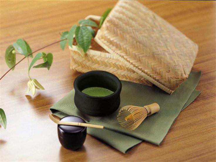 Japanese Green Tea | Home / Japanese tea set for green tea matcha - black tea cups