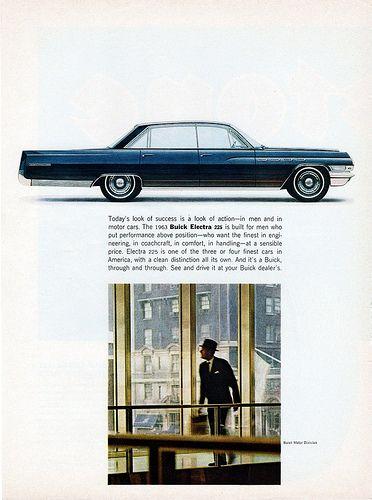 1963 Buick Electra 225 Six-Window Hardtop Sedan
