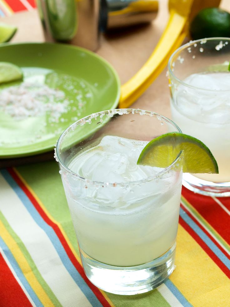The Best Margarita Recipe Ever.  Only 3 simple ingredients with no refined sugar.  You'll never buy a mix again!