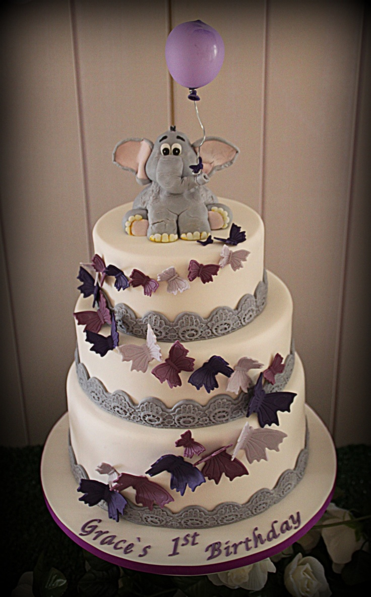 elephant birthday cake 17 best images about elephant cakes on 3873