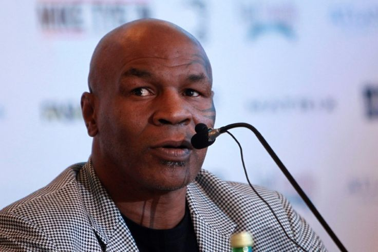 Mike Tyson launches fitness franchise