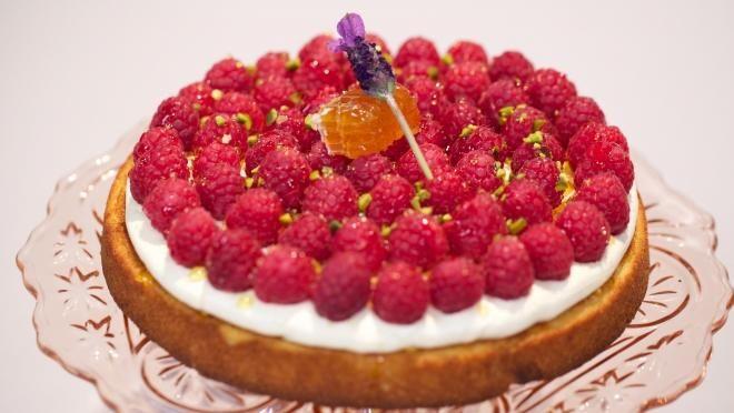 Торта с мед и лавандула - Пекарната на Рудолф | 24Kitchen