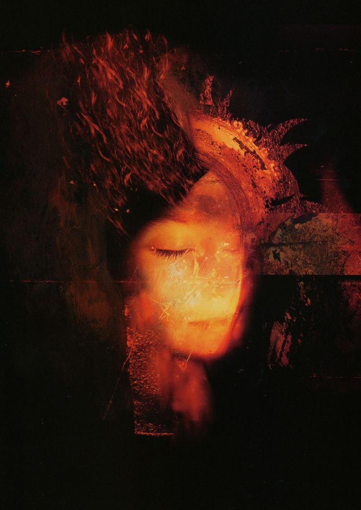 liquidnight: Dave McKean - From The Sandman Dustcovers