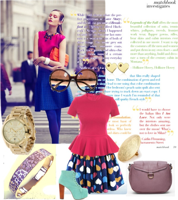 """Purple Love"" by fashionsensitive on Polyvore: Purple Love"