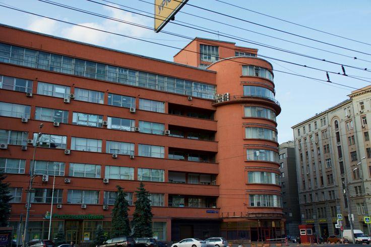 Ministry of Agriculture and Food (Narkomzem 1929 Alexey Shchusev)