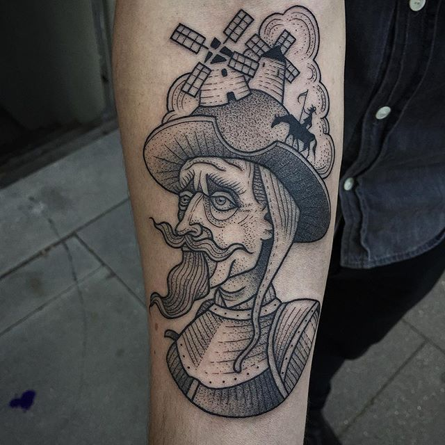 25 b sta windmill tattoo id erna p pinterest compass tattoo. Black Bedroom Furniture Sets. Home Design Ideas