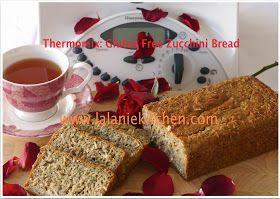 Lalanie's Kitchen: Thermomix: Gluten Free Zucchini Bread