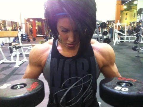 Dana Linn Bailey - GO HARD NO EXCUSES - Bodybuilding Motivation