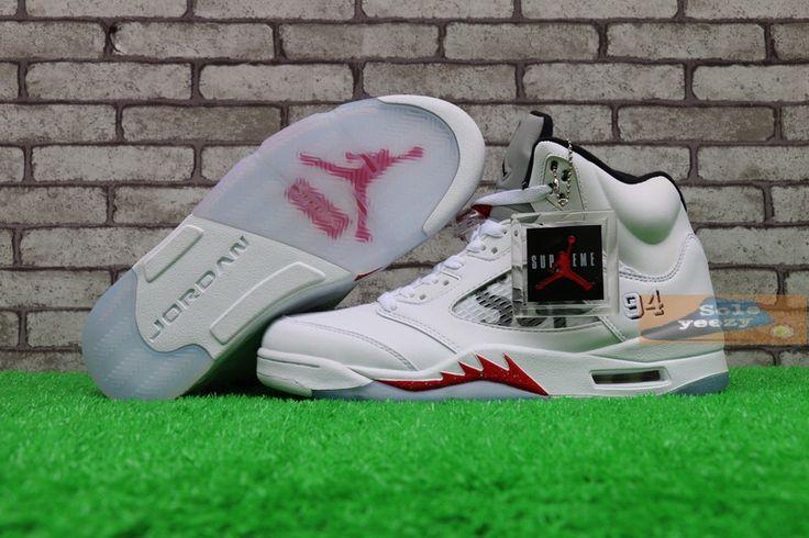Come list sneakers for FREE! Jordan supreme 5 all colorways #sneakerfiend #flykicks #snkrhds #instakicks #sneakerheads #shoegame #airjordan - http://sneakswap.com/buy-retro-sneakers/jordan-supreme-5-all-colorways/