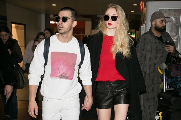 Why Game of Thrones' Sophie Turner Says Dating Joe Jonas Is Like 'Living in a Fishbowl'