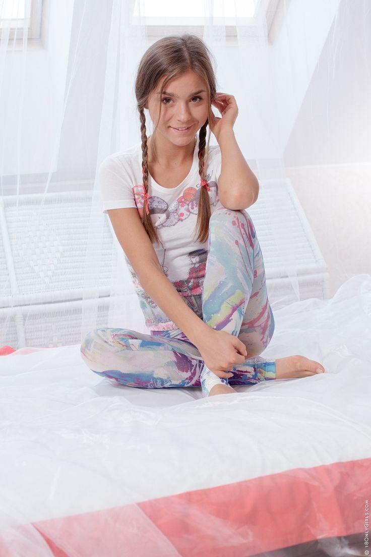 Young teen girls masturbating hot