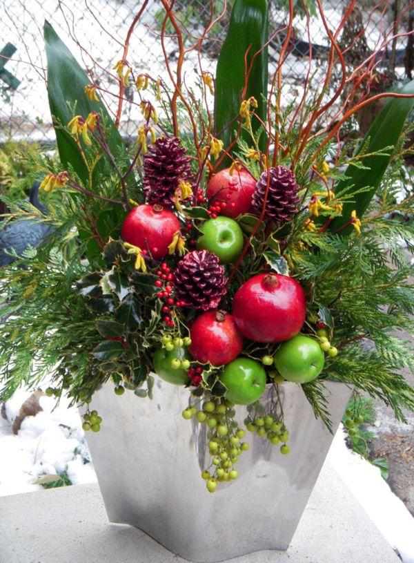Diy Container Gardening Ideas | Winter Container Garden Ideas |  Outdoortheme.com