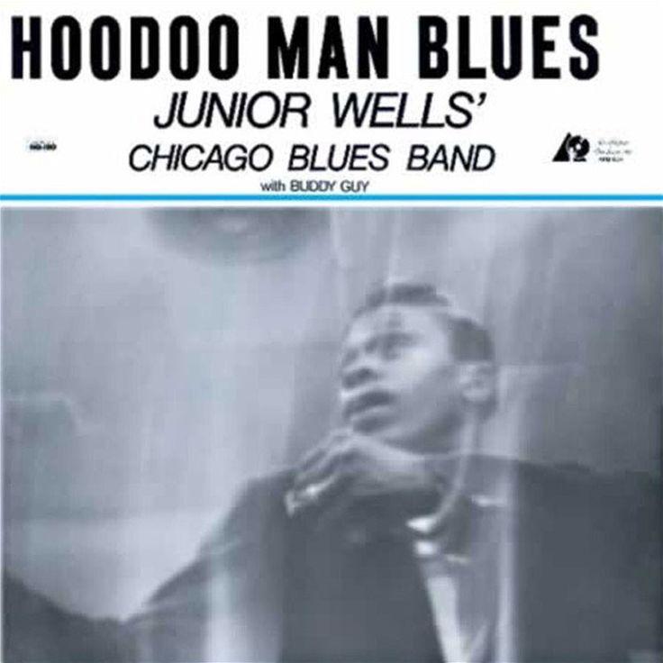 Junior Wells - Hoodoo Man Blues 200g 45RPM 2LP