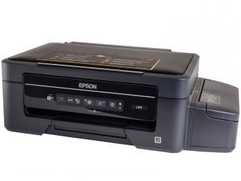 Multifuncional Epson Ecotank L375 Tanque de Tinta - Colorida Wi-Fi    R$ 979,90 em até 10x de R$ 97,99 sem juros no cartão de crédito