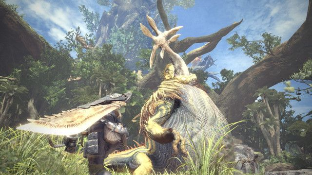 """Monster Hunter: World"" Brings Capcom's Series to Consoles & PC"