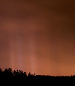 18 best light pillars images on Pinterest | Ice crystals ...