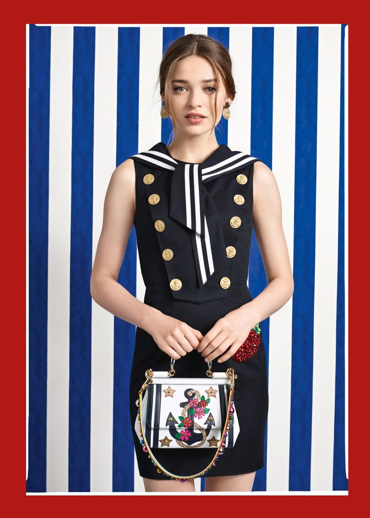 Discover the new Dolce&Gabbana Women's Marina Collection for Summer 2017 and get inspired.