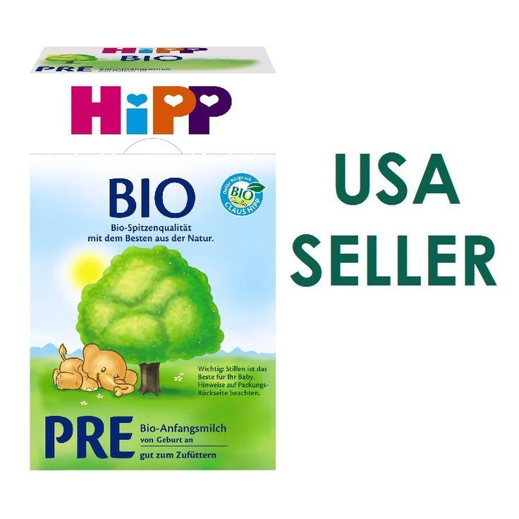 HiPP Bio Pre from Birth 600g (German Box And Formulation)