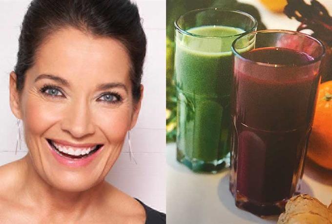 Håll dig frisk med Agneta Sjödins rödbetsjuice