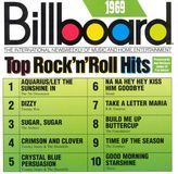 Billboard Top Rock & Roll Hits: 1969 [CD]