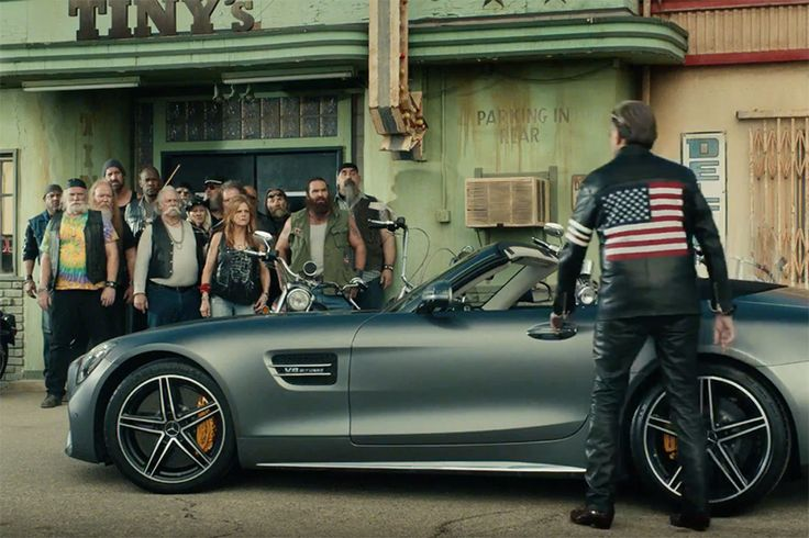 """""""Coen Brothers direct a love letter to """"Easy Rider"""" for Mercedes-Benz Super Bowl spot."""" Campaign misses to mention antoni as originator of the spot."""