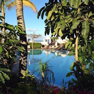 Violet and Percy: Travel: Costa Adeje, Tenerife - Vincci Seleccion La Plantacion Del Sur.