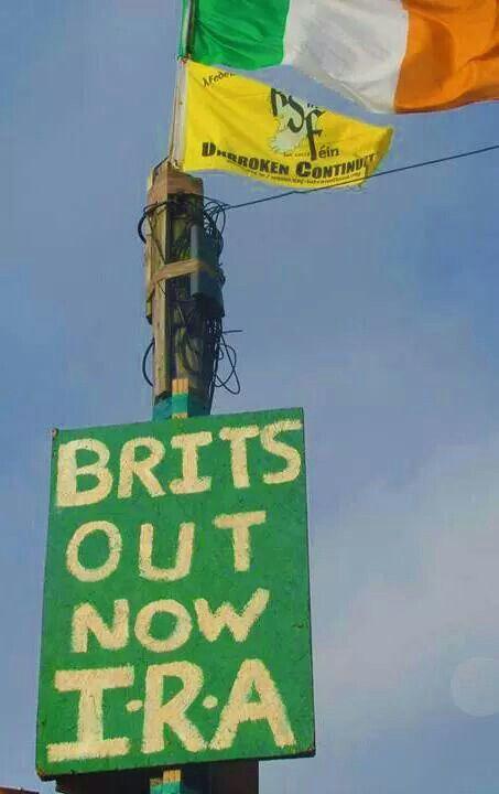 Free Derry Corner , Ireland
